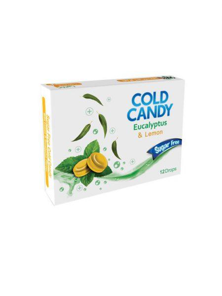 آبنبات سرد لیمو بدون قند